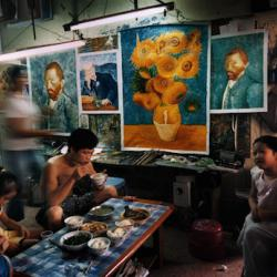 Cinema, a La Compagnia il documentario cinese su falsi Van Gogh